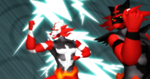 MMD Newcomer Incineroar +DL by Valforwing