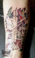 Biomech 1st Colour Session by Green-Jet