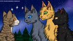 Warriors: Leafpool's Wish. Chapter 1 by Do-omed-Moon