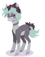 Gothic Adopt Auction [CLOSED] by JellyBeanBullet