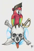 Pirate style design by kirtatas