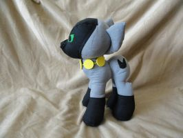 Catwoman custom pony commision by RighteousBabet