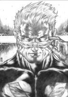 CYCLOPS PENCILS 2011 by barfast