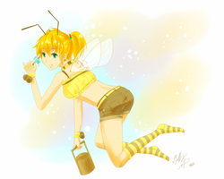 Iced Honey by Pluffers