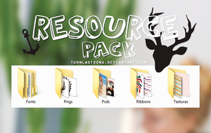 Resource pack .zip by turnlastsong