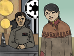 Star Wars - People of Tatooine by Konquistador