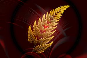 The Golden Fern by Joe-Maccer