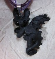 night fury necklace by carmendee
