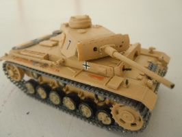 Panzer III L by warrior1944