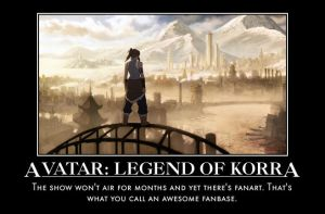 Legend of Korra motivation by jswv