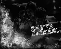 Enter Shikari Background by DemonicMarshmallow