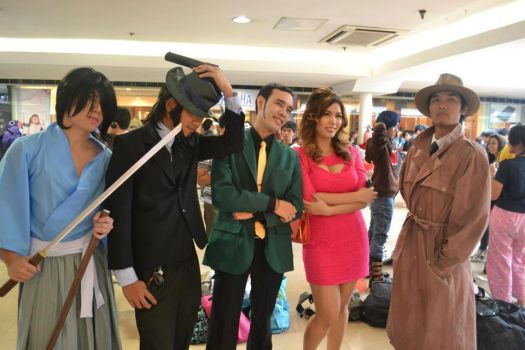 Lupin the Third: Crisis in Megamall by japanesenagi