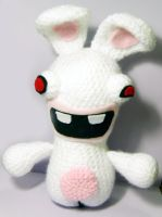 Raving Rabbids by vrlovecats