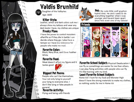 Valdis Bio by Loved13