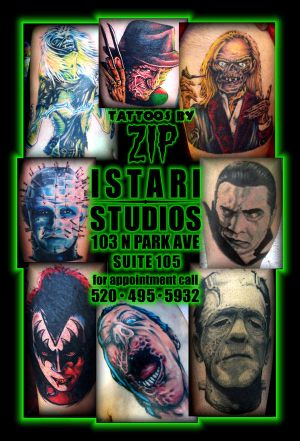 Categories: Uncategorized Tags: tattoo, tattoo artist, tattoo business card,