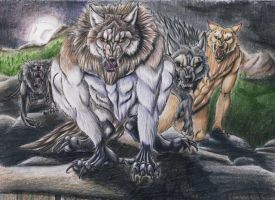Hungry Like the Wolves 2 by punxnotdead309