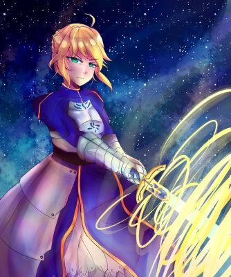 Saber by Jellieviefish
