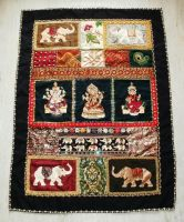 India inspired wall hanging by RevelloDrive1630