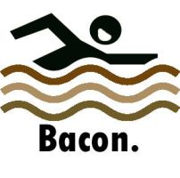 Bacon. by blueoceaneyes101