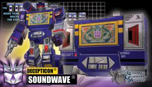 General Soundwave by GeneralSoundwave