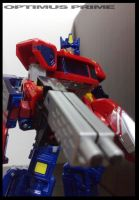 Photography - Optimus Prime by Seaedge
