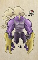Day 5-The Maxx (Redesign) by G-Chris