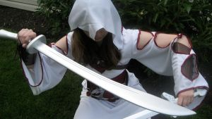 My Assassin's Creed cosplay by kaiadevin