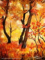 Autumn by Michelle-Winer