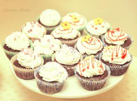 Cup Cake by laviniacosta