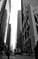 Downtown by DamianKelly