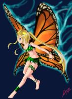 fairy by elquijote