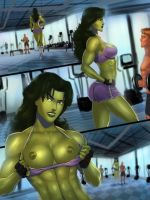Shulkie's Workout 2 by SunsetRiders7