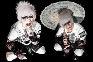 Visual Kei Contrast by Tomas Mascinskas by atmp