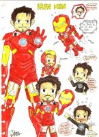 Tony Stark by PATotkaca