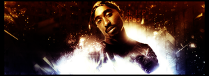 2Pac Signature by momo307