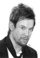 David Cook had me at Hello by caelisan