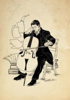 Cello by EuticphicL