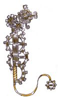 Time Keeper keyblade by Animal-and-anime-lvr