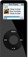 My iPod Nano- Black Edition by usedHONDA