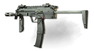 MW3: MP7 by FPSRussia123