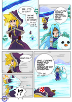 In the Snow Fields [Part 1] by GamefreakDX