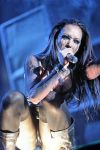 Butcher Babies:  Carla Harvey by basserpix