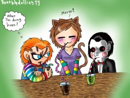 request for Akatsukilovesevery1 by Deathlydollies13