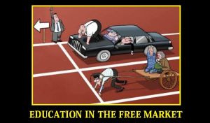 Education in The Free Market by Valendale