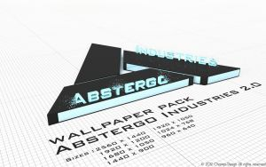 Abstergo industries 2.0 by Naeki-Design