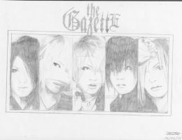 The Gazette by Takamuki