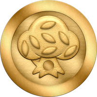 SML2 Tree Zone Coin by BLUEamnesiac