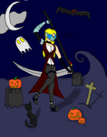 Happy Halloween  2014 by TimeMusic15