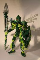 Bionicle MOC: Air Titan by Rahiden