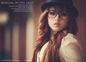 rolling in the deep by bwaworga